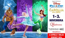 "Disney On Ice ""ČAROLIJA NA LEDU"""